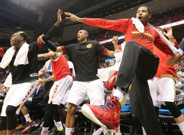 Basketball, NBA: Hawks vuela sobre Celtics