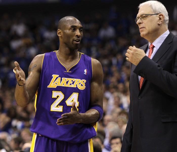 Basketball, NBA: Phil Jackson, Kobe mejor que Michael