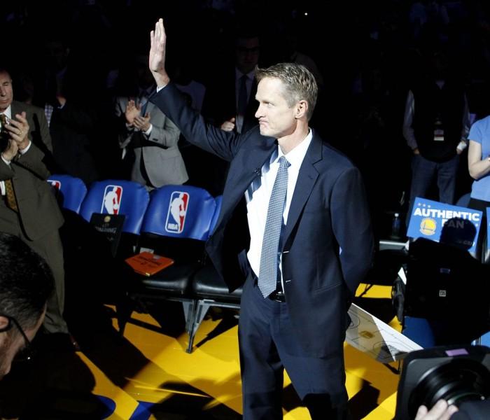 Basketball, NBA: Kerr el mejor