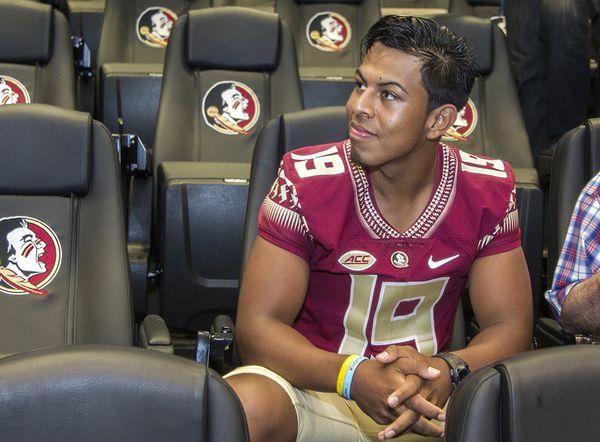 Pateador mexicano espera ser seleccionado en Draft de NFL