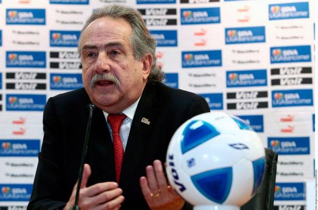 Futbol: México puede organizar una Copa del Mundo: De María