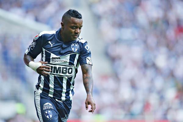 Futbol: Dorlan Pabón podrá jugar la Jornada 10, le quitan su castigo