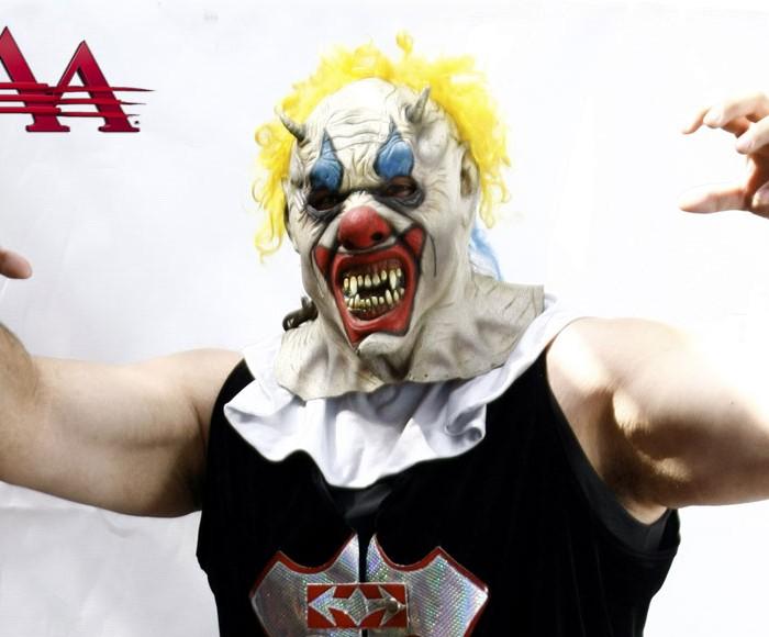 Lucha Libre, AAA: Murder Clown listo para Xalapa
