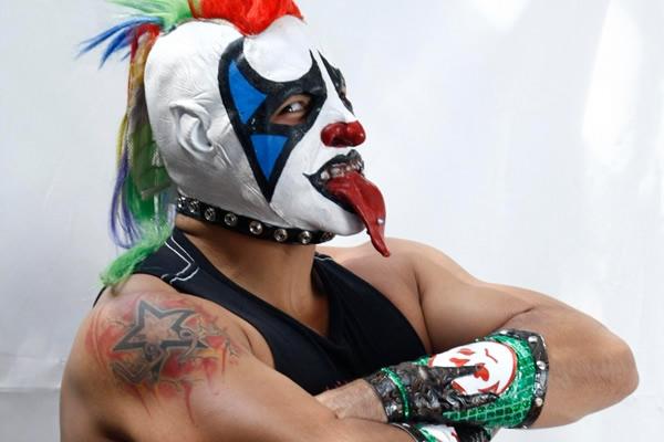 Lucha Libre, AAA: Psycho Clown quiere la tapa de Wagner