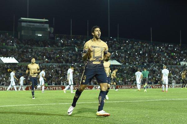 Futbol: Pumas cerca de zona de clasificación por su triunfo ante Jaguares