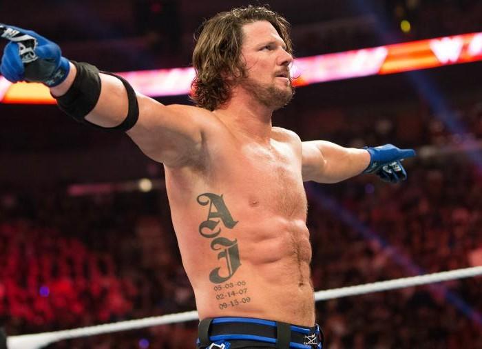Lucha Libre, WWE: AJ Styles retador número 1 al titulo