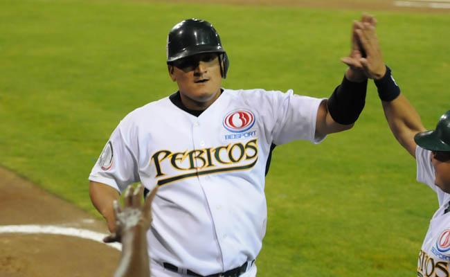 Beisbol, LMB: César Tapia el mejor entre los bateadores.