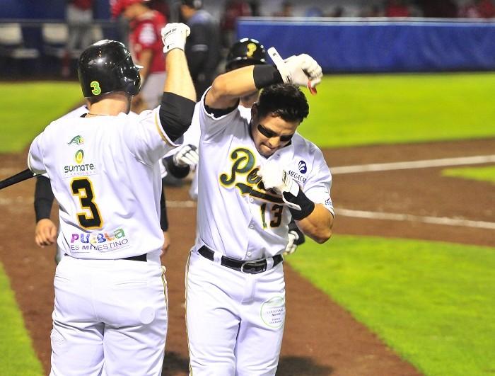 "Beisbol, LMB: Con Grand Slam del ""Manny"", Pericos toma ventaja"
