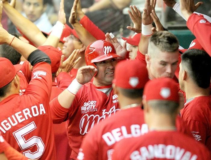 Beisbol, LMB: Iván Terrazas está a un Home Run de llegar a 100 en LMB