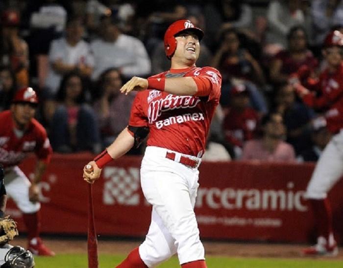 Beisbol, LMB: Diablos Rojos apalea a Saraperos en el inicio de la serie
