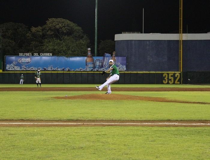 Beisbol, LMB: Delfines vence a Pericos y empareja la serie
