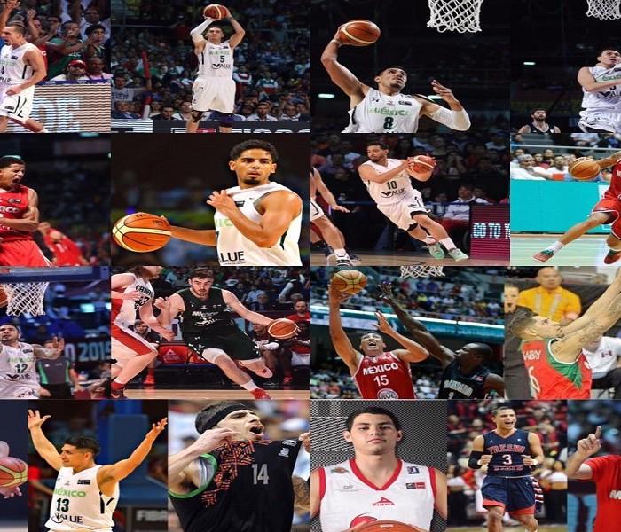 Baloncesto, FIBA: México tiene pre-lista para buscar pase olímpico