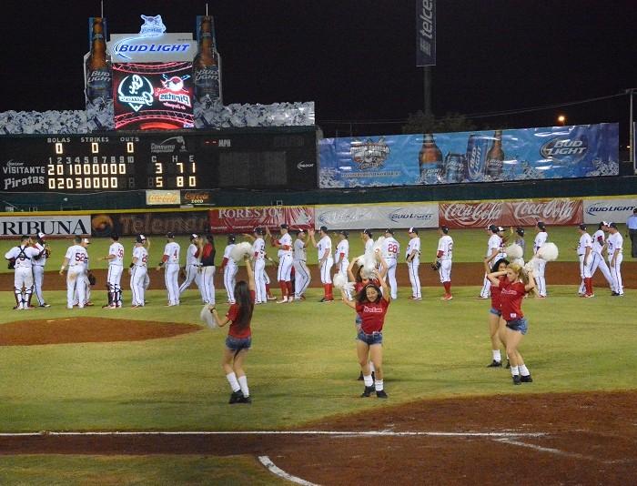 Beisbol, LMB: Castillo y Atondo guían a Piratas para derrotar a Guerreros