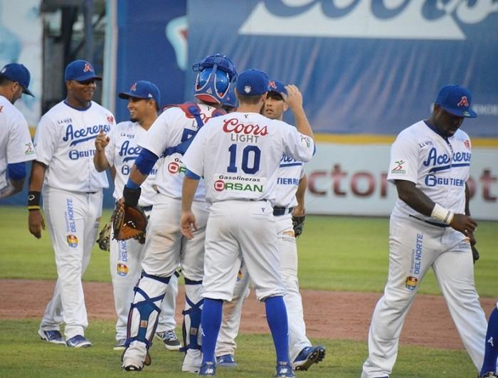 Beisbol, LMB: En extra innings, Acereros asegura la serie