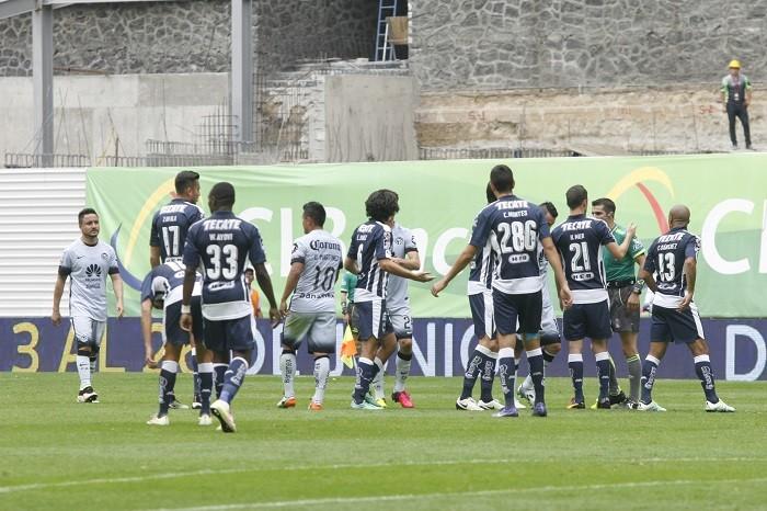 Futbol: América y Monterrey dan uno de los mejores partidos del Clausura 2016