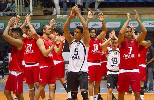 Voleibol: Gran aprendizaje le deja la Copa Panamericana a México