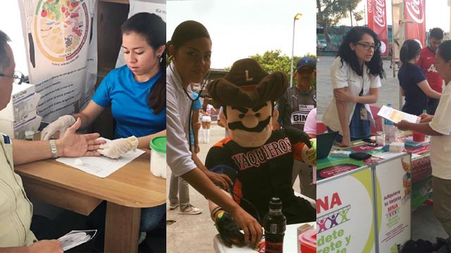Beisbol, LMB: Sigue la campaña Strike a la Diabetes por parte de LMB.