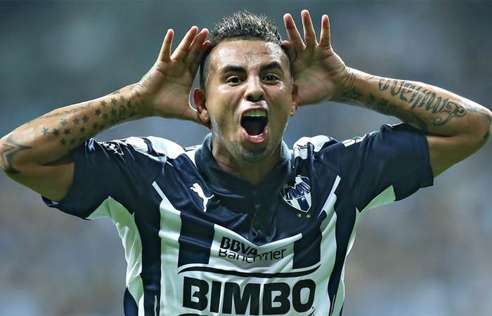 Futbol: Pabón asegura que Cardona volverá a su nivel con Monterrey