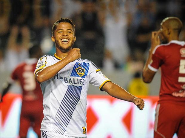Futbol, MLS: Galaxy con Gio en la cancha empata ante Philadelphia