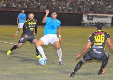 Futbol: Tampico Madero gana en la ida y estaría cerca de coronarse en Segunda División