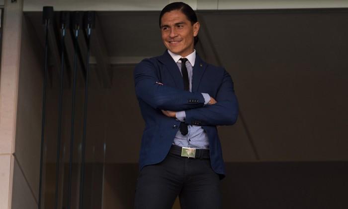 Futbol: Palencia dice no estar presionado por enfrentar a Chivas en su debut