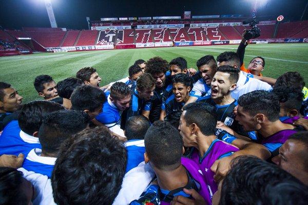 Futbol: Querétaro llegó hasta penales para ser campeón de la Liga MX Sub 20
