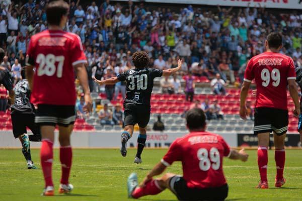 Futbol: Mínima ventaja para Querétaro en la final de la Liga MX Sub 20