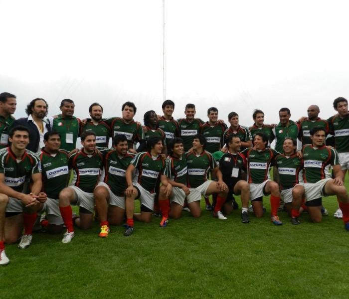 """Rugby: """"Serpientes"""" con caso firme rumbo al Mundial"""