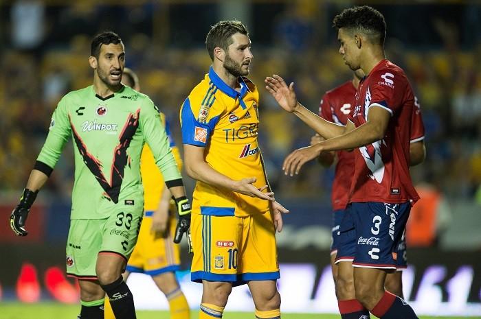 Futbol: Tigres no pudo ganar contra Veracruz y se jugaría todo en la última jornada