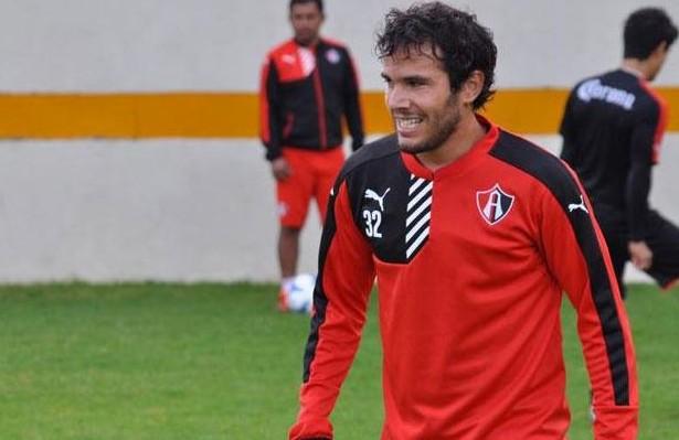 Fútbol, Liga MX; Álvaro González se despide de Atlas