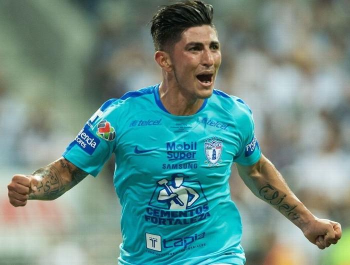 Futbol: Víctor Guzmán anotó un gol soñado para él y para Pachuca