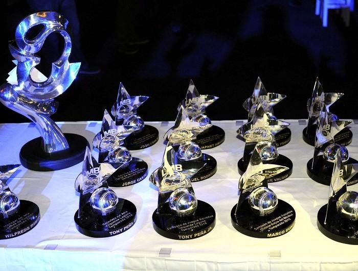 Beisbol, LMB: Se entregaron los premios a lo mejor del 2015 de la LMB