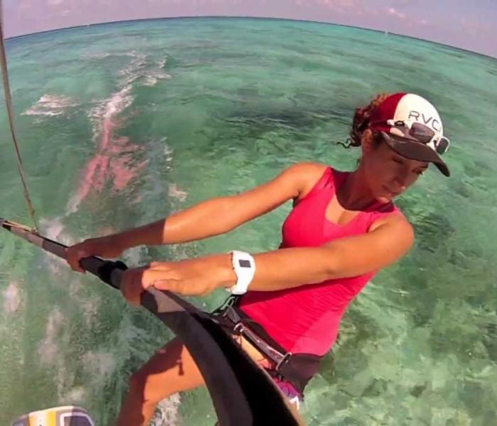 Juegos Olímpicos: Velerista Demita Vega ya esta en Río