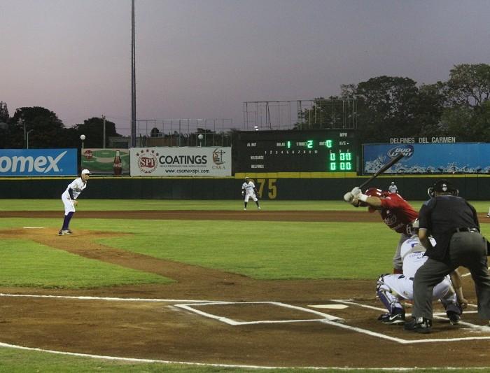 Beisbol, LMB: Oramas y el pitcheo escarlata blanquean a Delfines