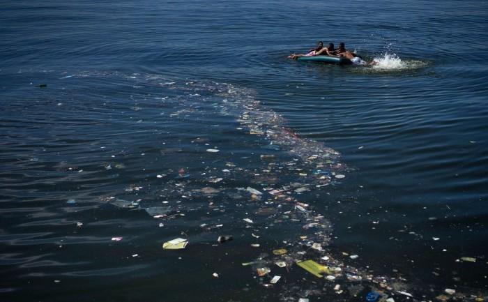 Juegos Olímpicos: Hay mala calidad en el agua para Juegos Olímpicos