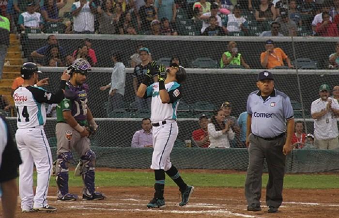 Beisbol, LMB: Saraperos gana doble cartelera y barre a Delfines