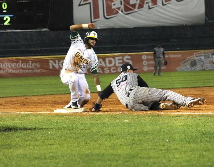 Beisbol, LMB: Sultanes aseguran la serie ante Olmecas de Tabasco.