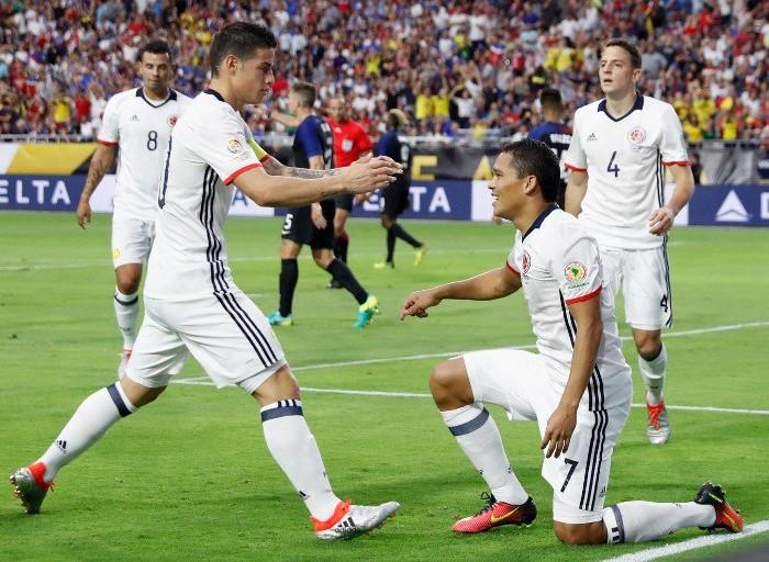 Futbol: Colombia se lleva el tercer lugar de Copa América