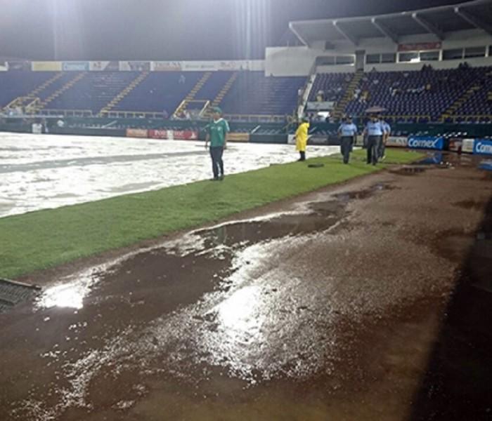 Beisbol, LMB: Se suspende el juego entre Rieleros y Delfines.