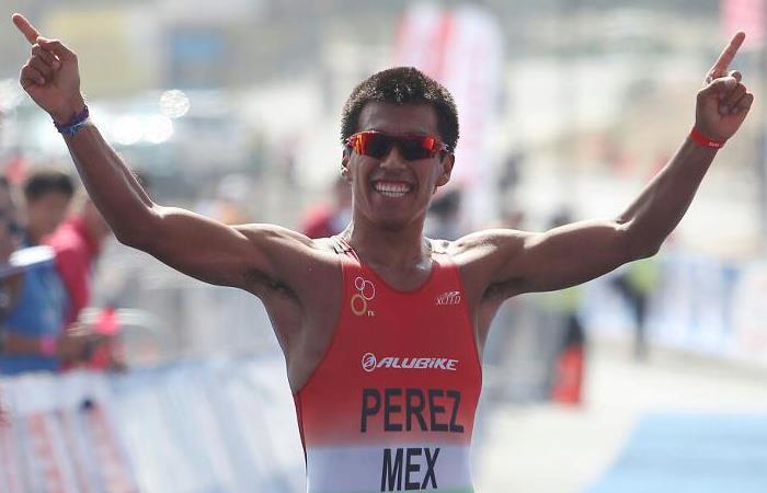 Juegos Olímpicos: Irving Pérez busca el top 8 en Río