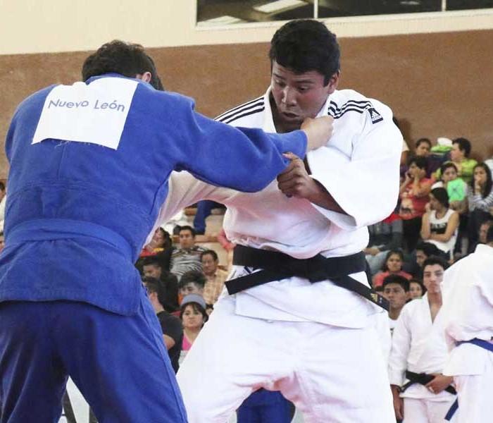 Olimpiada Nacional: Judocas mexicanos se concentran en el CNAR