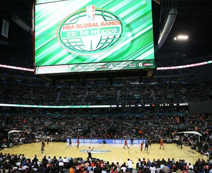 Básquetbol: NBA vuelve a México