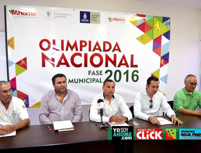 CONADE: Presentan sedes de Olimpiada y Nacional Juvenil 2016