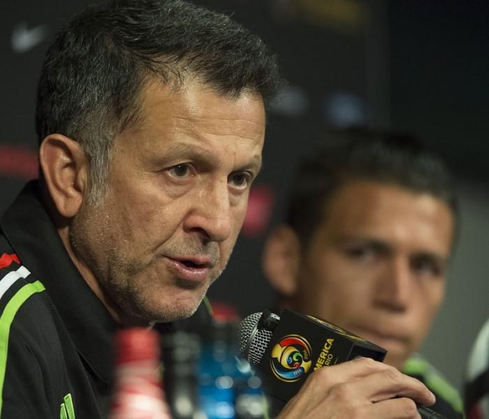 Futbol: Osorio se fue satisfecho con lo hecho por la Selección Mexicana