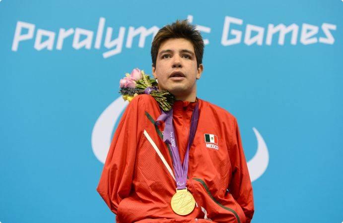 Juegos Paralímpicos: Valle, Reyes y Rangel llegan a España