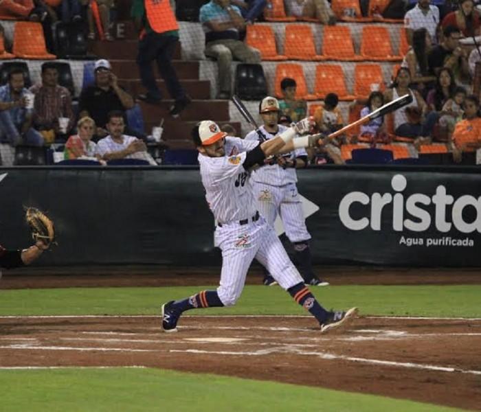 Beisbol, LMB: Tigres aseguran la serie ante Toros de Tijuana.