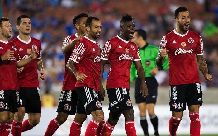 Futbol: Tijuana derrota a Cruz Azul en Copa Socio MX