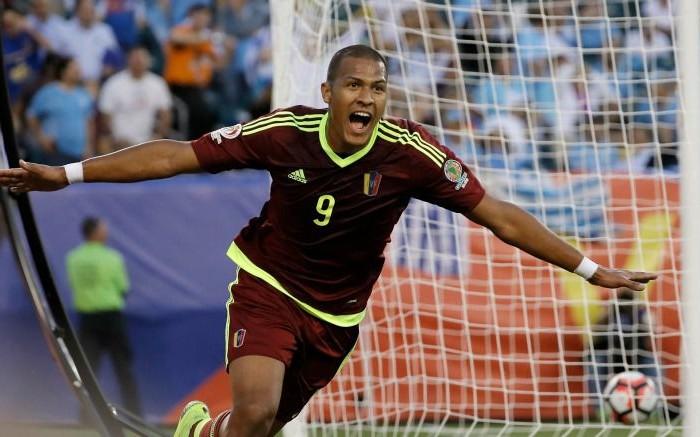 Fútbol: Llegaron los goles, Venezuela vence a Bolivia y se califica a cuartos