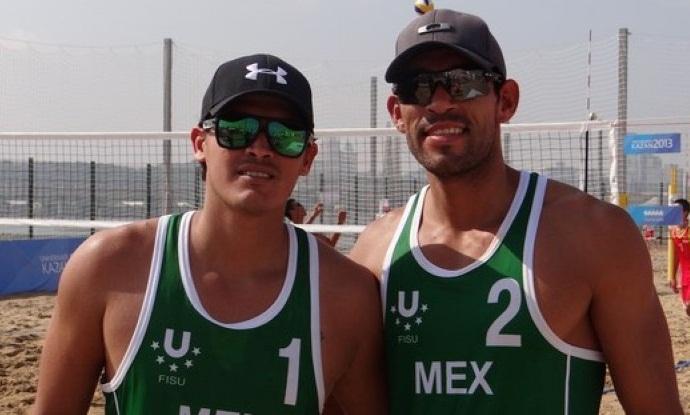 Juegos Olímpicos: Voleibol de Playa mexicano irá a Río 2016