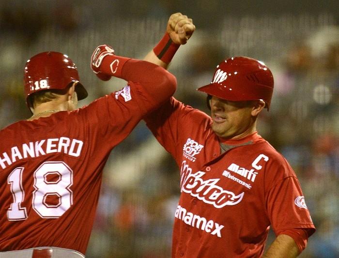 Beisbol, LMB: Diablos se impone en extra innings y gana la serie a Vaqueros